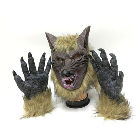Masque Loup Cosplay | Animal Totem Shop