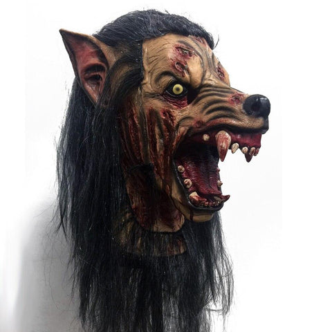 Masque Loup Déguisement | Animal Totem Shop