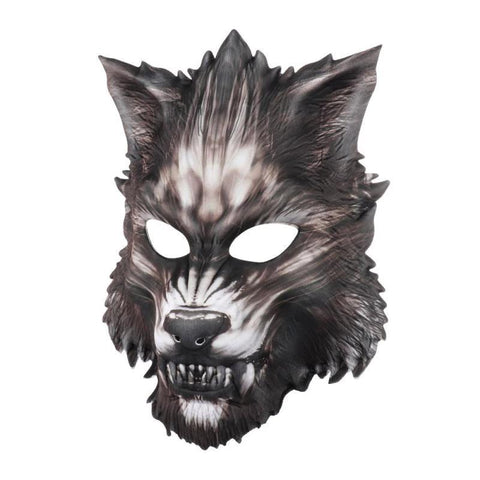 Masque Loup Garou | Animal Totem Shop
