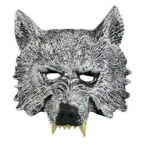 Masque Loup Tête de Loup | Animal Totem Shop
