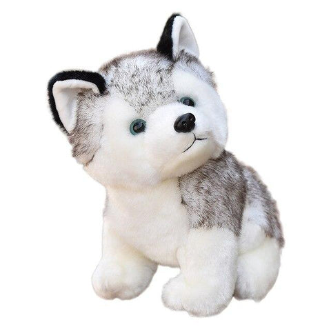 Peluche Loup Chien Loup | Animal Totem Shop