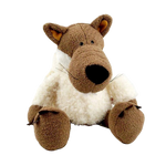 Peluche Loup Déguisé en Mouton | Animal Totem Shop