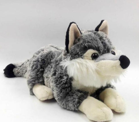 Peluche Loup Enfant | Animal Totem Shop