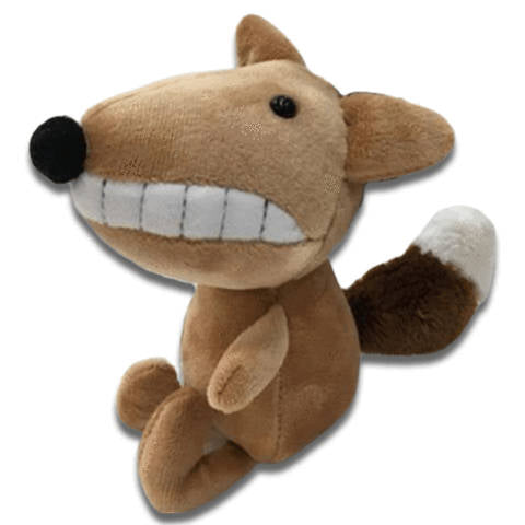 Peluche Petit Loup | Animal Totem Shop