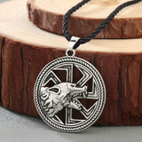 Collier Loup Sauvage | Animal Totem Shop