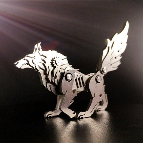 Statue de Loup | Animal Totem Shop