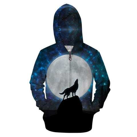 Sweat Ado Loup | Animal Totem Shop