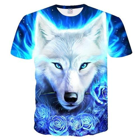 T-Shirt de Lune | Animal Totem Shop