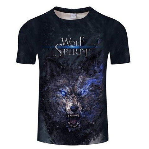 T-Shirt Loup Game of Thrones | Animal Totem Shop