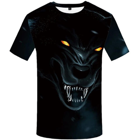 T-Shirt Loup Garou | Animal Totem Shop