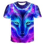 T-Shirt Loup Légende | Animal Totem Shop
