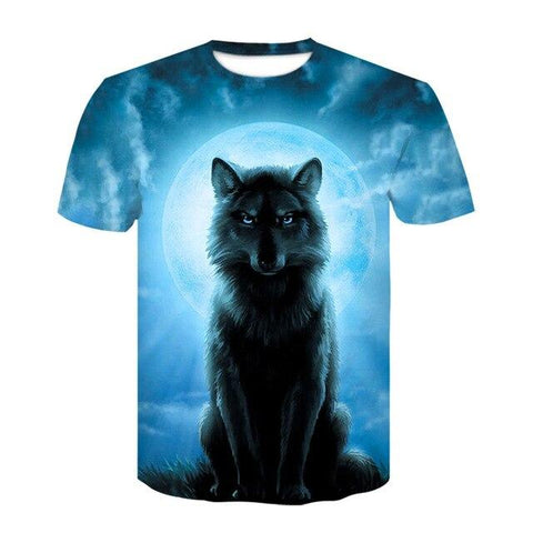 T-Shirt Loup Original | Animal Totem Shop