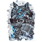Tatouage Loup Original | Animal Totem Shop