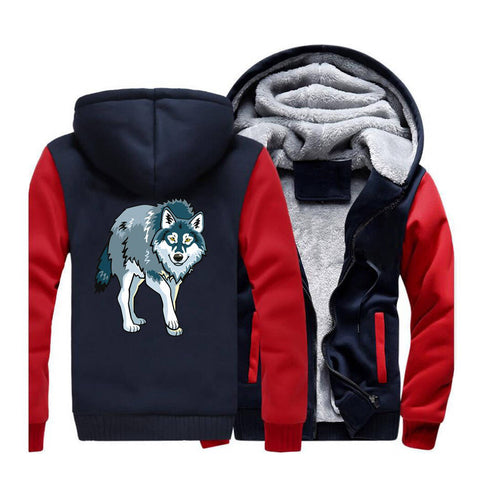 Veste Loup Alpha | Animal Totem Shop