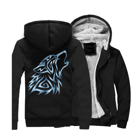 Veste Loup Dessin | Animal Totem Shop