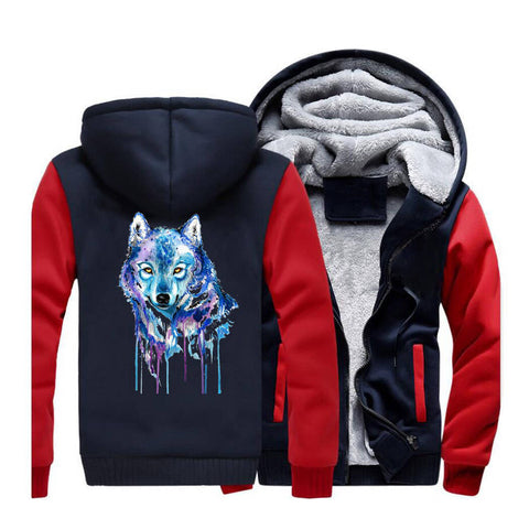 Veste Loup Oméga | Animal Totem Shop