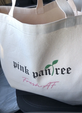 Load image into Gallery viewer, Pink Pantree tote!