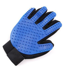 Load image into Gallery viewer, Silicone Dog Hair Removal Glove Comb Soft Use Pet Cats Glove Grooming Bath Hair Cleaning Comb Efficient Massage Pets Supplier