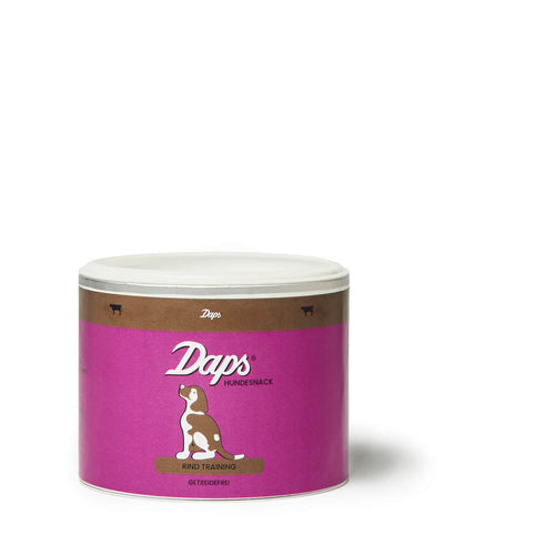 Daps Snacks, Rind Training, 125g