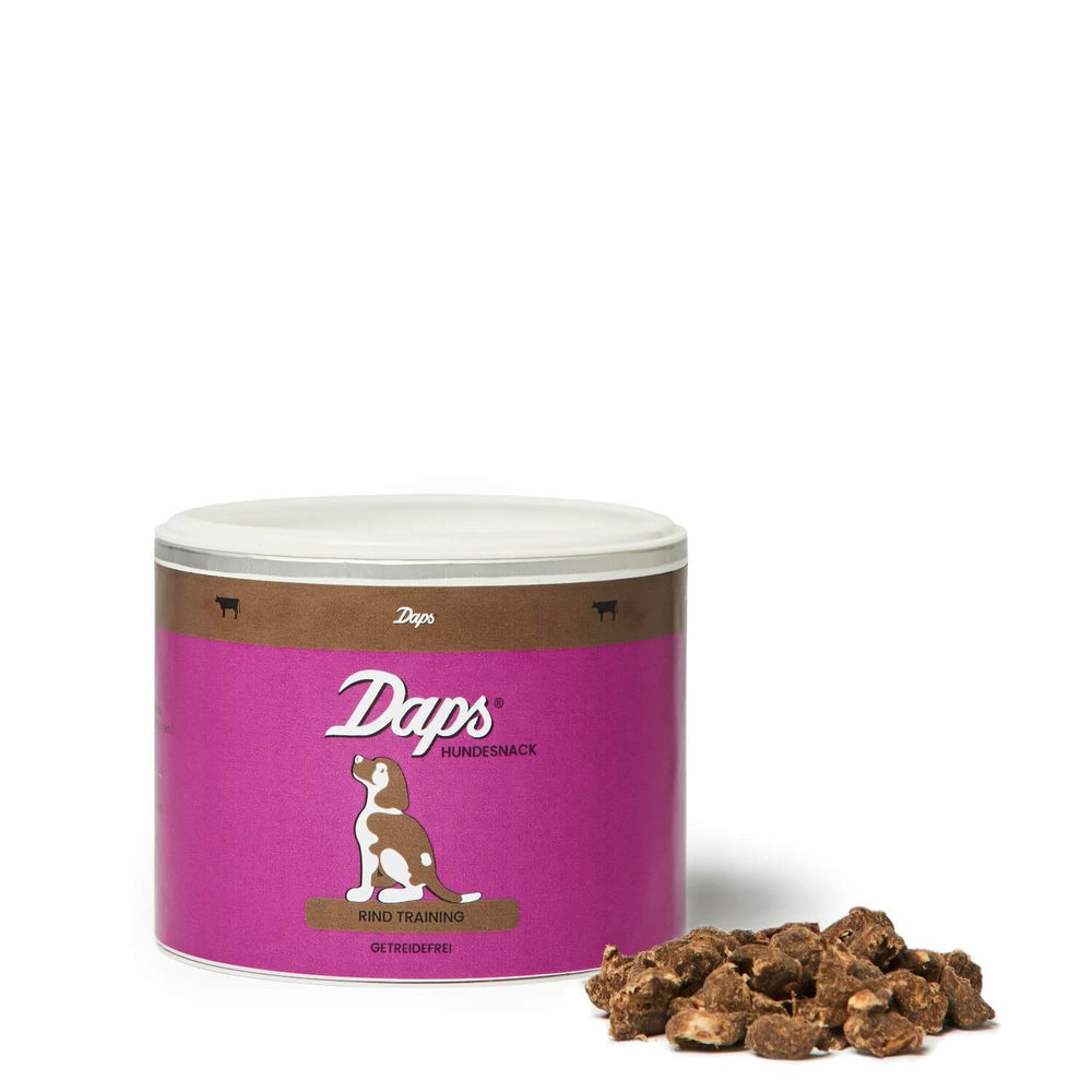 DAPS SNACKS, RIND TRAINING 125 g