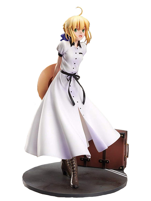 Fate Series Saber (British Travelogue Ver.) 1/7 Scale