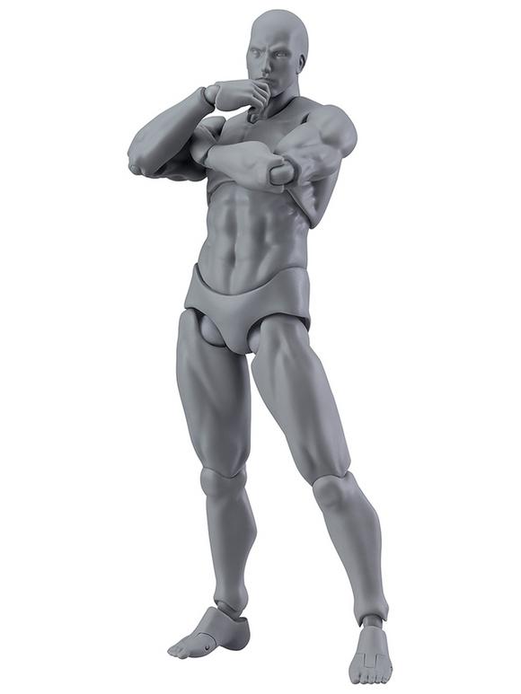 Archetype Archetype He (Gray Color Ver.) Figma