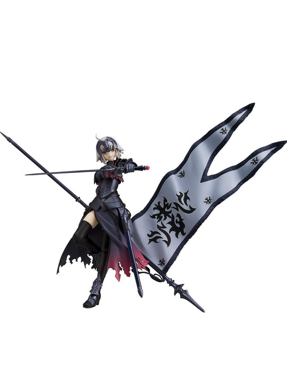 Fate Series Avenger/Jeanne d'Arc (Alter) Figma 390