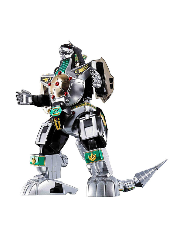 Power Rangers Dragonzord (Soul of Chogokin Ver.) Non-Scaled