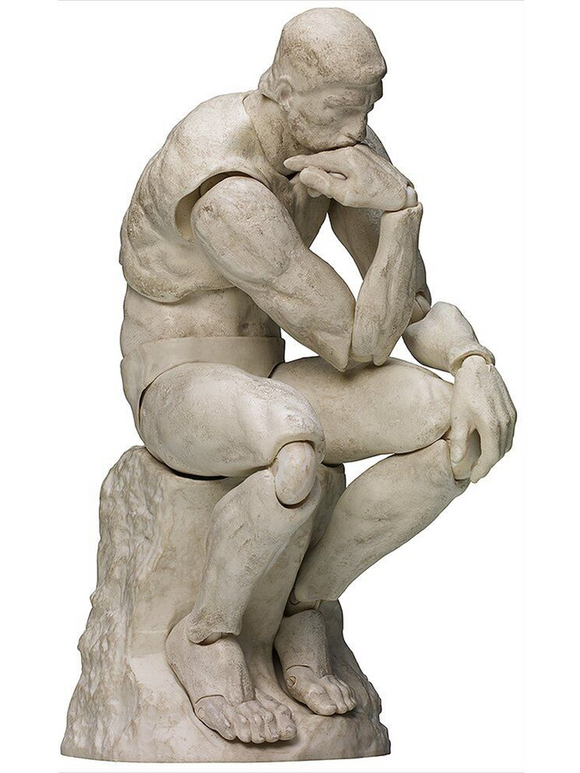 Table Museum The Thinker Figma SP-056b