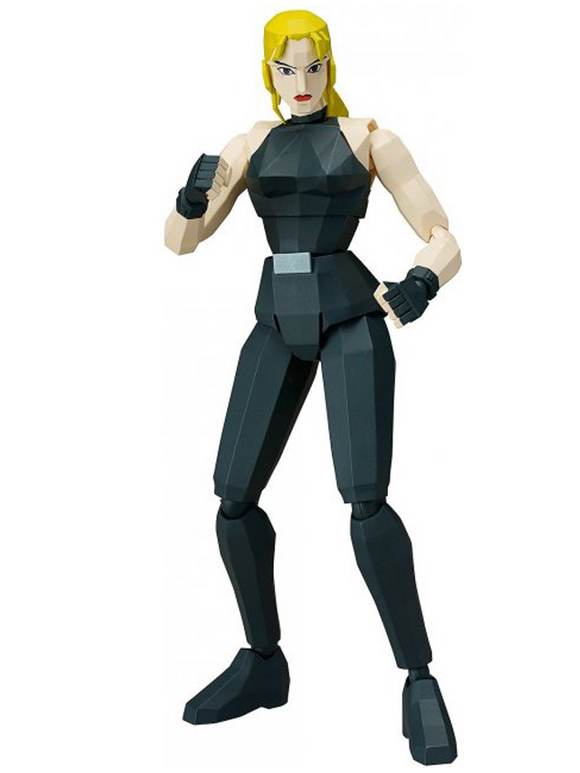 Virtua Fighter Sarah Bryant Figma SP-68a