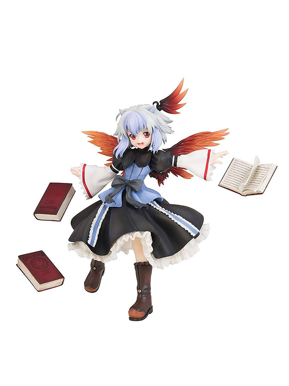 Touhou Project Tokiko (The Youkai Who Read a Book Limited Ver.) Non-Scaled