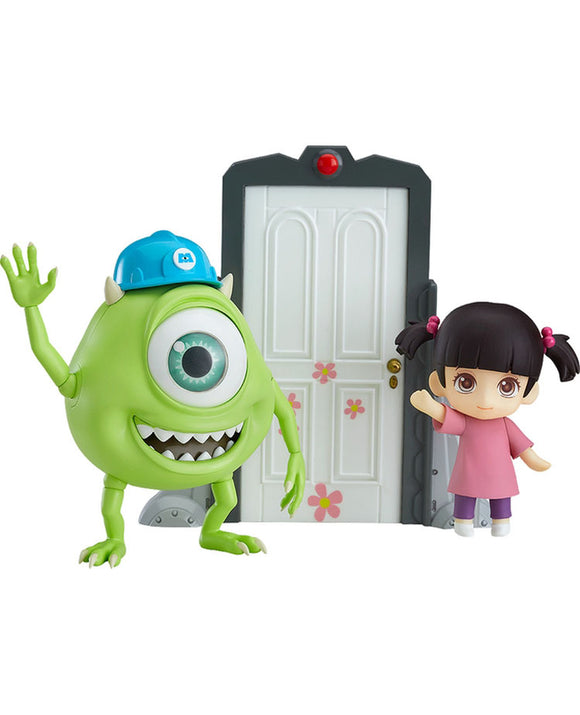 Disney Monsters Inc Mike and Boo (DX Ver.) Nendoroid 921-DX