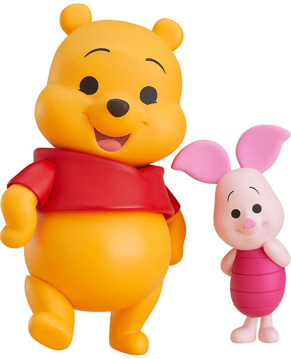 Disney Winnie the Pooh and Piglet Nendoroid 996