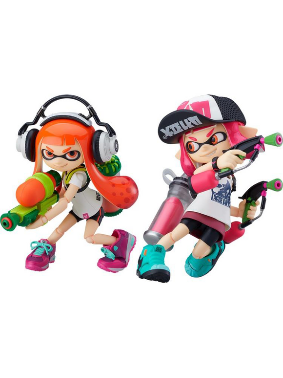 Splatoon Splatoon Girl (DX Ver.) Figma 400-DX