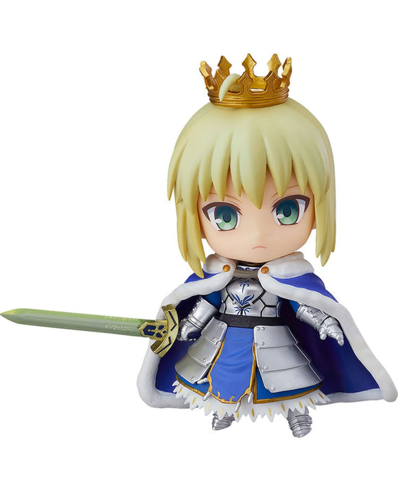 Fate Series Saber / Altria Pendragon (True Name Revealed Ver.) Nendoroid 600b