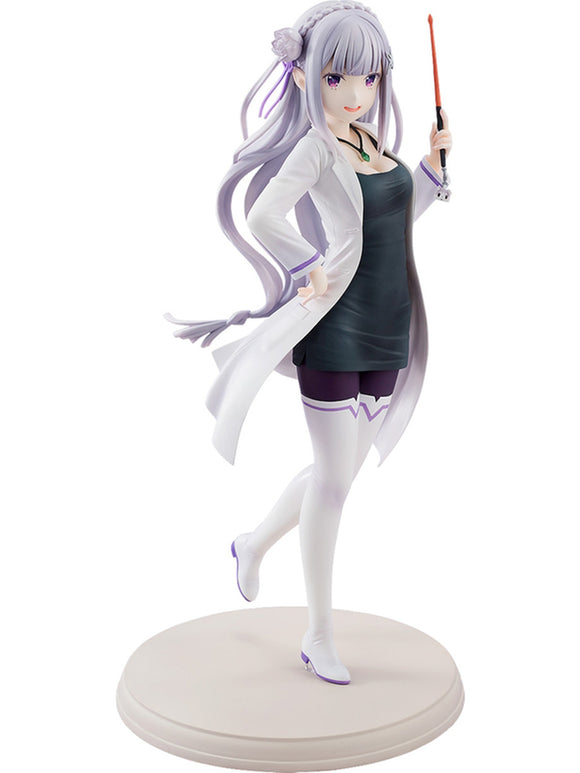 Re:Zero Emilia (High School Teacher Ver.) 1/7 Scale