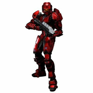 Square Enix HALO  PLAY ARTS KAI ACTION FIGURE Spartan Mark V Red