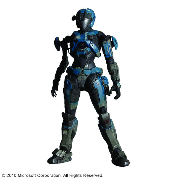Square Enix Halo Reach Play Arts Kai Series 2 Action Figure Kat