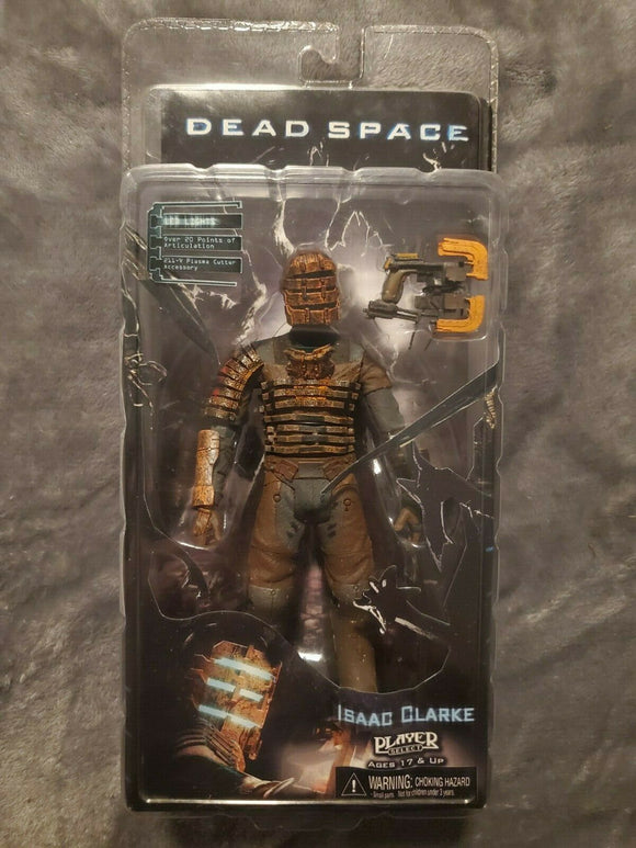 NECA Dead Space Isaac Clarke with Plasma Cutter