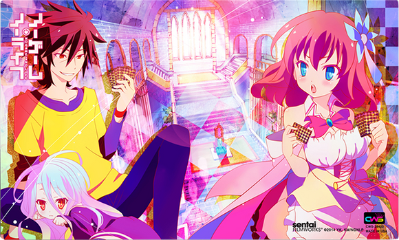 No Game No Life 03DM