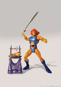 2011 SDCC Thundercats Classic Lion-O by Bandai