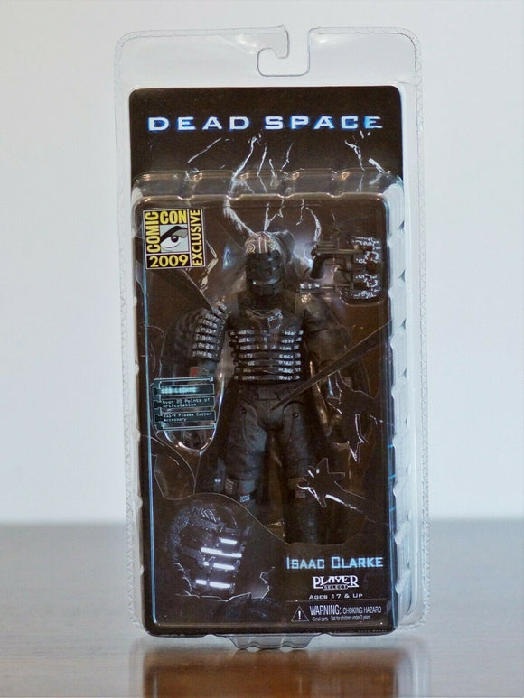 NECA Dead Space Isaac Clarke Unitology Suit San Diego Comic con 2009 Exclusive