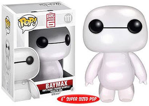 Funko Pop 6inch Baymax from Big Hero 6