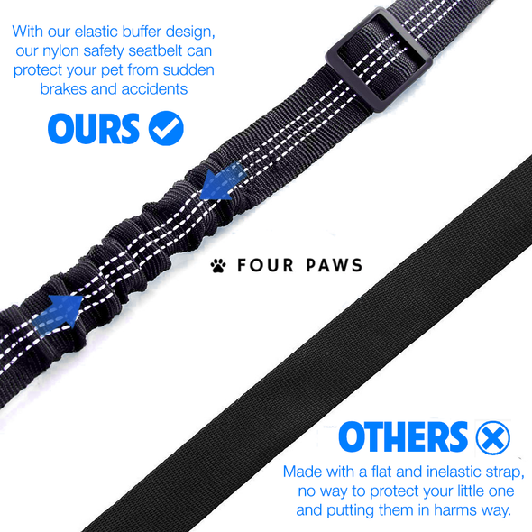 FourPaws Pet Seatbelt - FourPawsShop