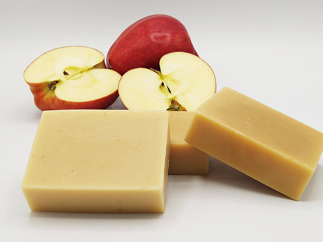 Country Apple Goat's Milk Soap