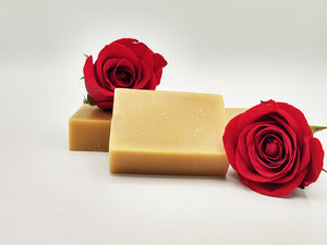 Fresh Rose Goat's Milk Soap