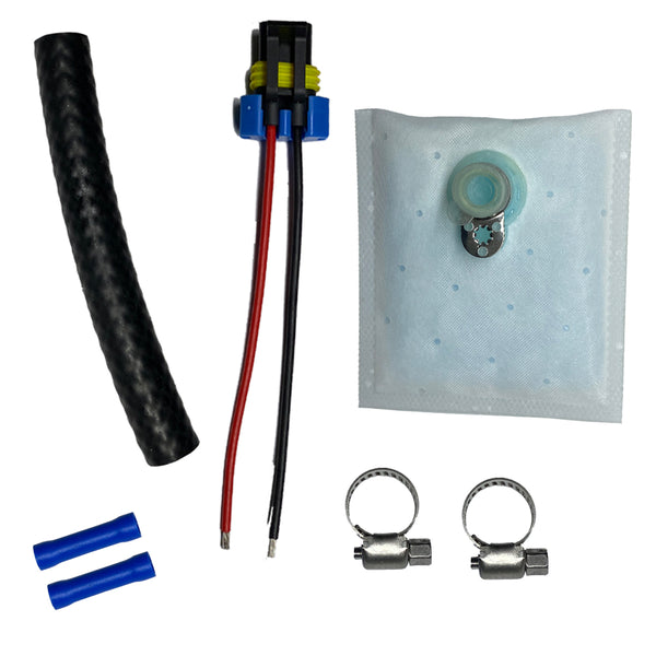 Boost Monkey Installation Kit for Walbro 450 525 Fuel Pumps