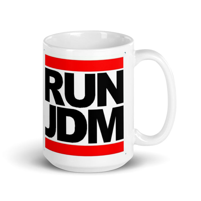 Boost Monkey Run JDM Coffee Mug