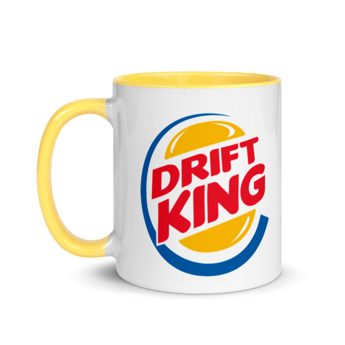 Boost Monkey Drift King Coffee Mug