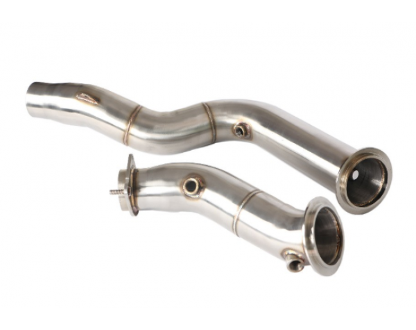 Boost Monkey S55 F80 F82 M3 M4 Catless Downpipes